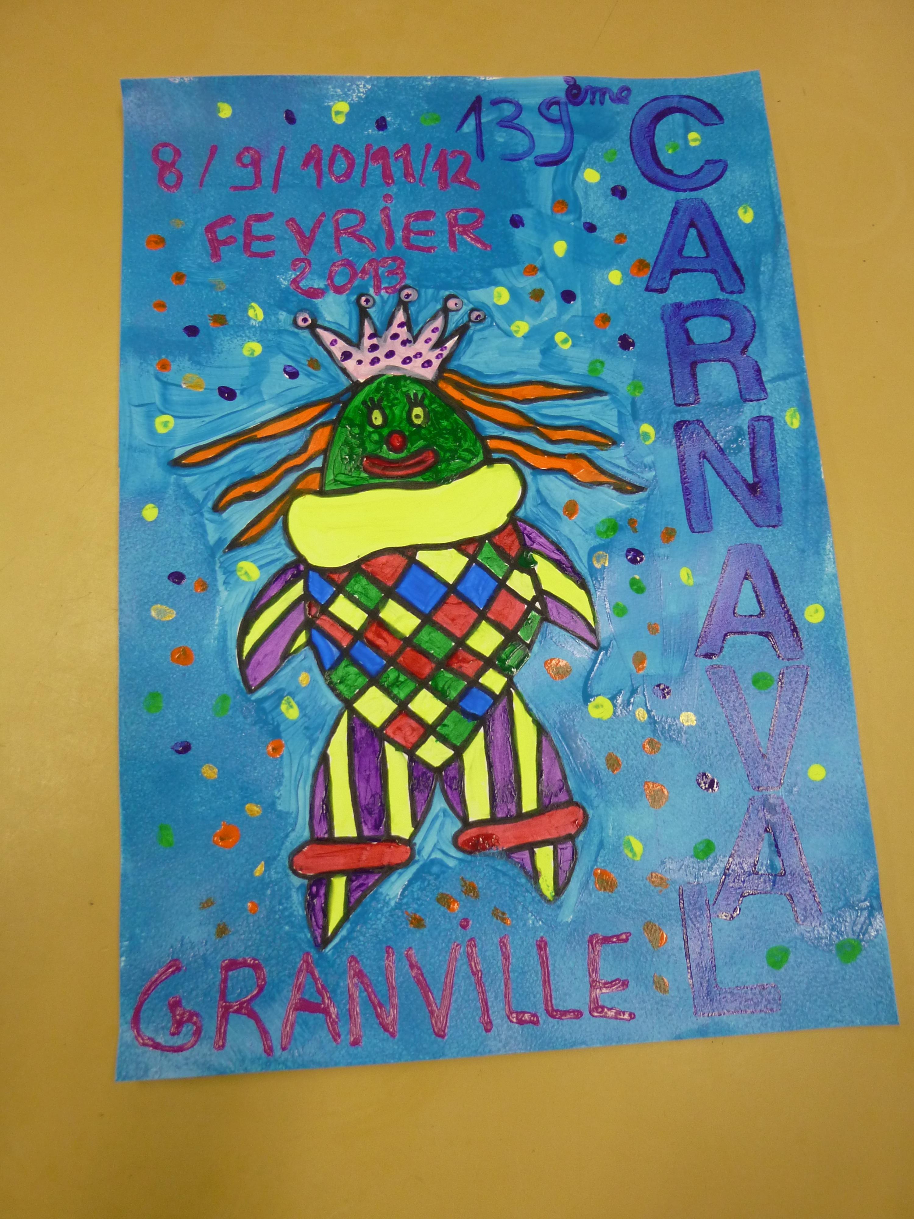 Affiches carnaval de granville - Plafond livret bleu credit mutuel 2014 ...