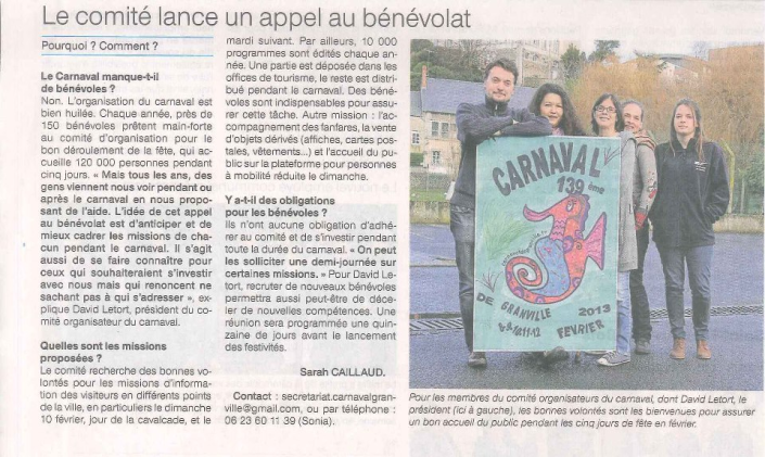 Carnaval-Benevoles